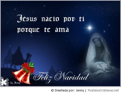 Fotos De Navidad Con Jesus.Publicado Por Emilio Luz Que Es Navidad Cuando Nacio